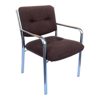 Mid-Century ChromCraft Chrome Arm Chair