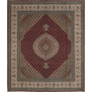 "Tabriz Persian Wool Rug - 8'3"" X 9'8"""
