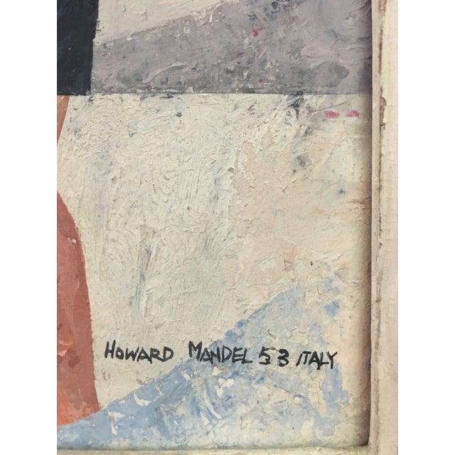 Howard Mandel '53 American Cubism - Image 6 of 7