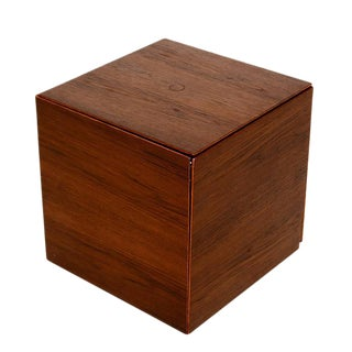 Poul Norreklit for Gp Farum 6 Teak Nesting Tables