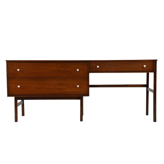 Mid-Century Modern-style Desk by Basset Furniture - Image 1 of 8