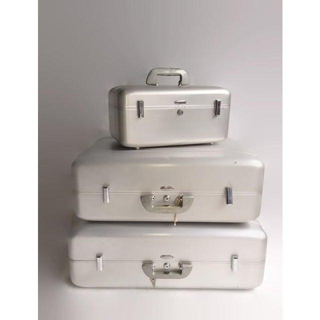 Iconic Mid-Century Halliburton Suitcase Collection - Image 10 of 10