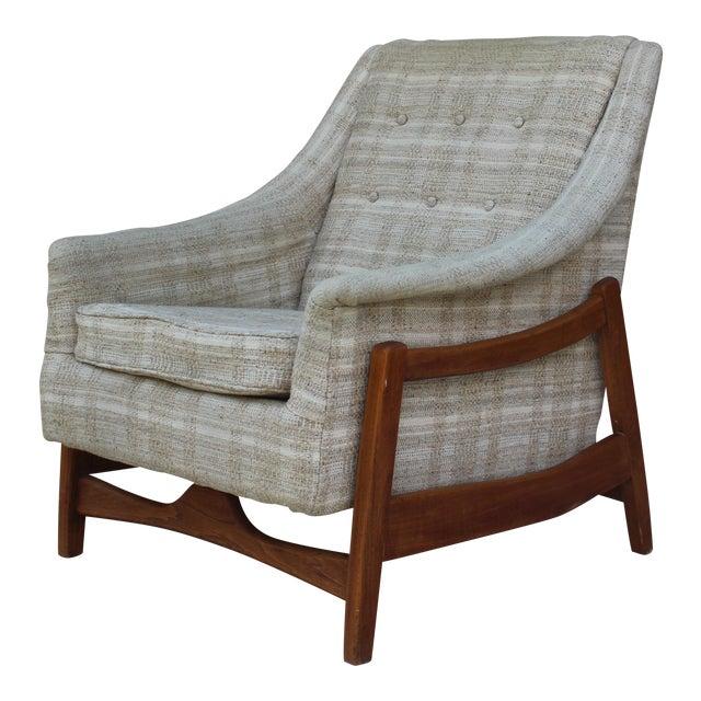 Mid Century Paoli Rocking Lounge Chair Chairish