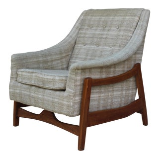 Mid-Century Paoli Rocking Lounge Chair