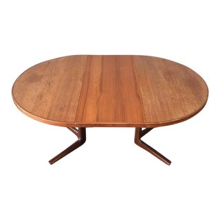 Vejle Stole Danish Modern Dining Table