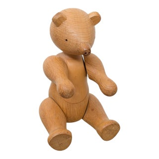 Kay Bojesen Wood Bear