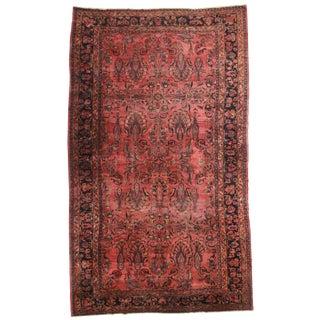 RugsinDallas Persian Hand Knotted Wool Lilihan Rug- 12′ × 20′
