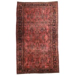 Image of Persian Hand Knotted Wool Lilihan Rug- 12′ × 20′