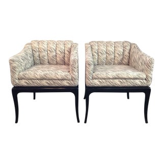 Directional Furniture Co. Side Chairs - A Pair