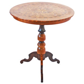 19th Century Italian Occasional Table