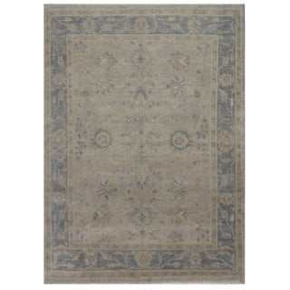 Indian Oushak Rug - 8' x 10'