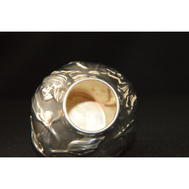 Louis Comfort Tiffany & Co.Sterling Silver Vase - Image 5 of 6