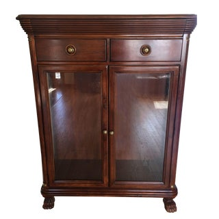Lexington Display Case Hutch