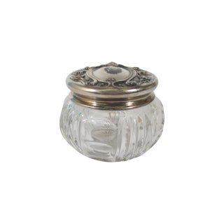 Art Nouveau Dresser Jar