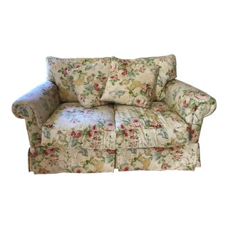 Sunny Floral Loveseat