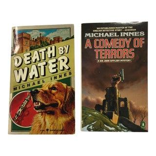 Michael Innes, Perennial Penguin Books - Pair