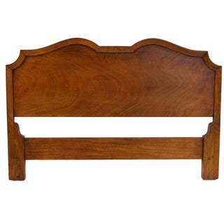T.H. Robsjohn-Gibbings Full Headboard