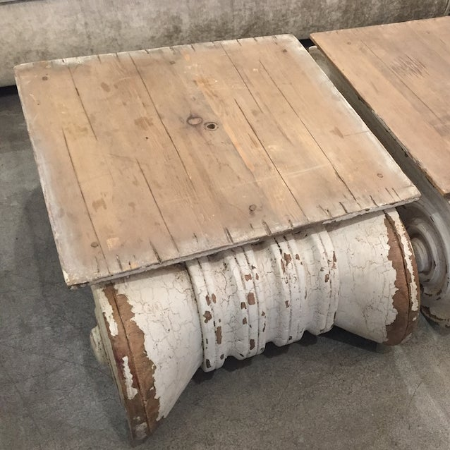 Restoration Hardware French Coffee Table: Restoration Hardware Capital Coffee Table