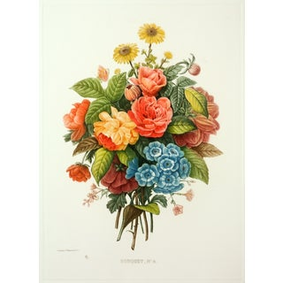 Flower Bouquet by Redoute #4