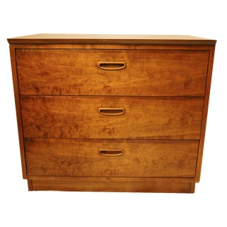 Lane Danish Mid Century Modern 3 Drawer Chest/Dresser