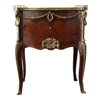 Louis XV à Ecrire With Bronze Hardware Table