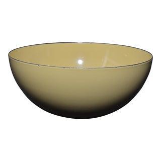 Cathrineholm Greta Prytz Kittleson-Designed Enamel Bowl