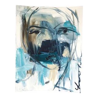 """Mel"" Acrylic Painting"