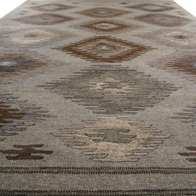Image of Rug & Relic Kilim Flatweave Natural, No Dye