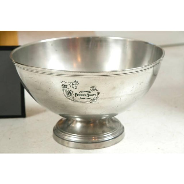 Mid-Century Perrier Jouet Champagne Cooler - Image 2 of 8