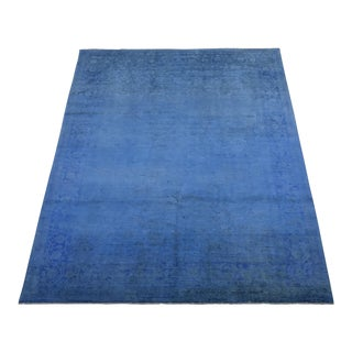 "Contemporary Hand Knotted Area Rug - 7'9"" x 9'1"""