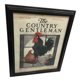 1915 'The Country Gentleman' Reproduction Cover