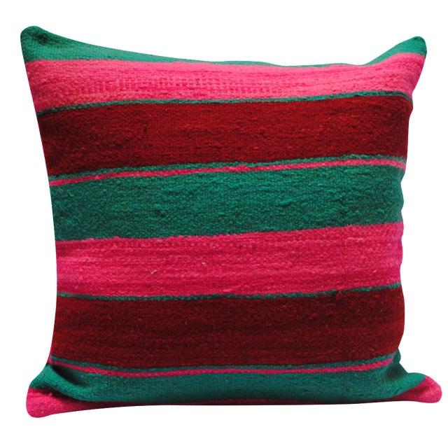 Moroccan Wool Pillow Sham - Image 1 of 4