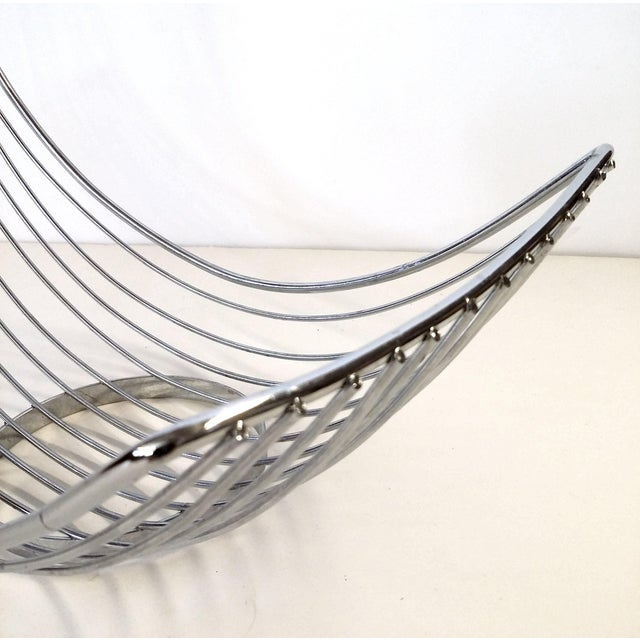 Stainless Steel Banana Hammock & Fruit Holder - Image 4 of 9