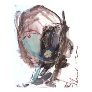 "Leslie Weaver ""Anat"" Original Painting"