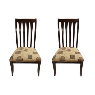 Chinese Dinning Chair - A Pair