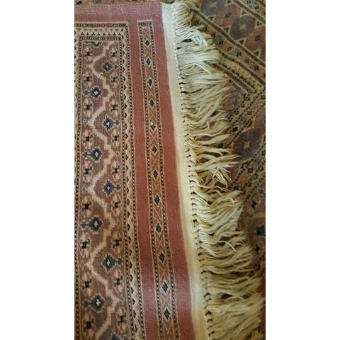 Hand Woven Vintage Rug - 4' X 6' - Image 5 of 6