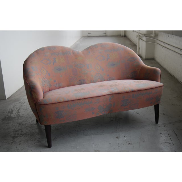 Mid Century Loveseat Attributed to IB Kofod Larsen - Image 2 of 10