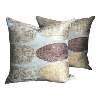 Donghia Custom Pillows - A Pair
