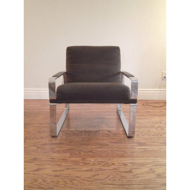 Mid-Century Milo Baughman Lounge Chair - Image 3 of 10