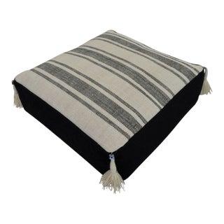 Turkish Handmade Kilim Floor Cushion