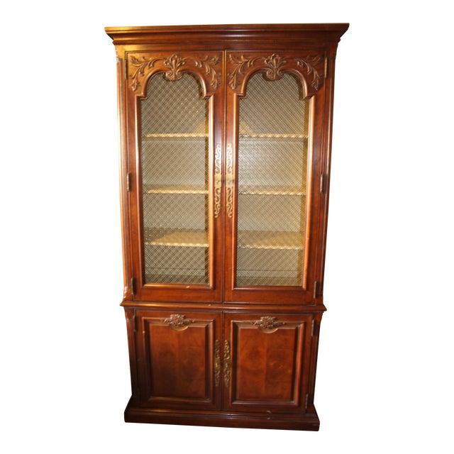 Henredon Fine Furniture Armoire - Image 1 of 9