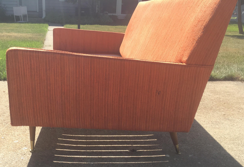 Vintage Danish Modern Sofa 119