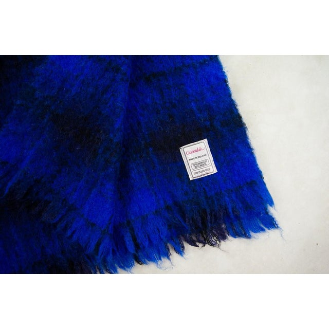 Handmade Mohair Throw by Avoca Handweavers - Image 5 of 9