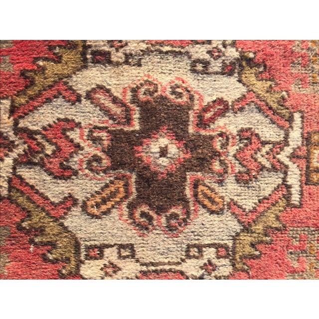 Anatolian Persian Rug, 18x40 - Image 5 of 7