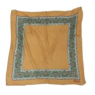 Vintage Cacharel Silk Scarf