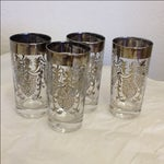 Image of Vintage Kimiko Highball Glasses - Set of 4