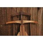 Image of Vintage Weathered Flexible Flyer Wood Sled