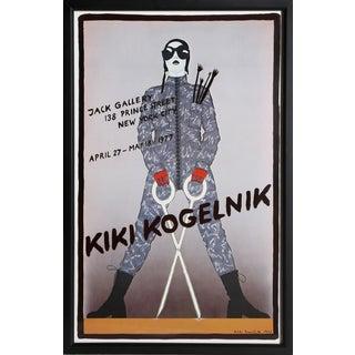 Kiki Kogelnik, Jack Gallery, Poster