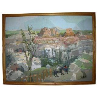 Western Landscape by Lokos