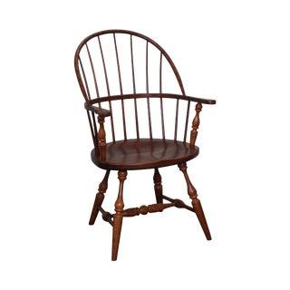 Frederick Duckloe Loop Back Windsor Arm Chair